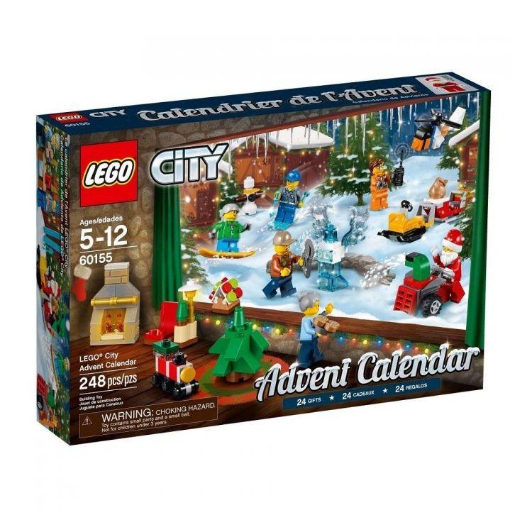 LEGO City - Adventný kalendár