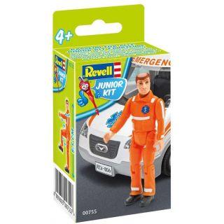 Junior Kit figurka 00755 - Doctor (male) (1:20)
