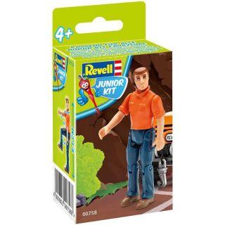 Junior Kit figurka 00758 - Man (1:20)