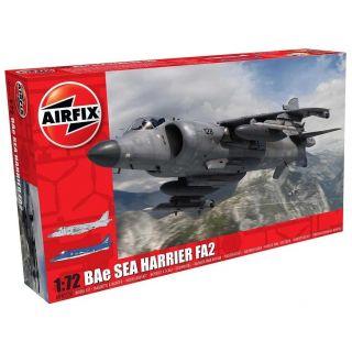 Classic Kit letadlo A04052A - BAe Sea Harrier FA2 (1:72)