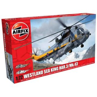 Classic Kit vrtulník A04063 - Westland Sea King HAR.3/Mk.43 (1:72)