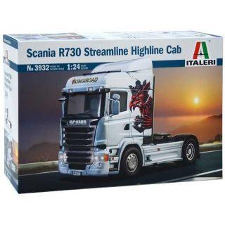 Model Kit truck 3932 - Scania R730 Streamline Highline Cab (1:24)