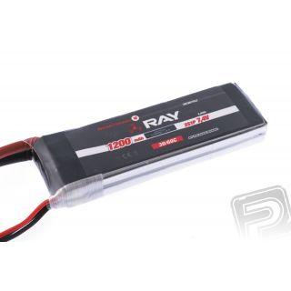 G4 RAY Li-Po 1200mAh/7,4 30/60C Air pack