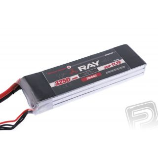 G4 RAY Li-Po 3250mAh/11,1 30/60C Air pack
