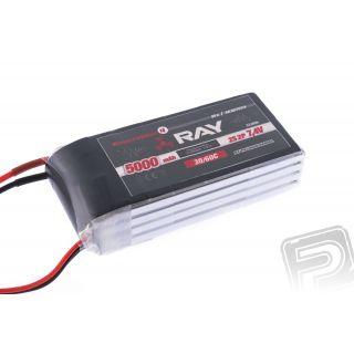 G4 RAY Li-Po 5000mAh/7,4 30/60C RX