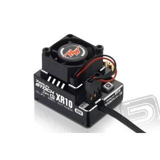 XERUN XR10 PRO STOCK SPEC 1S V4 - černý - regulátor