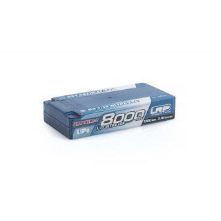 P4 1/12 Ultra LCG GRAPHENE-2 8000mAh Hardcase battery - 3.7V LiPo - 120C/60C