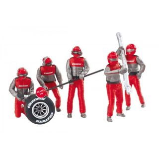 21131 Figurky - Mechanici Carrera