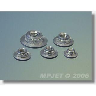 1026 Upevňovací matice M6 - nízká 4 ks