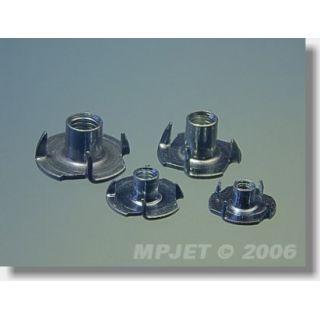 1205 Zapichovací matice M5 10 ks