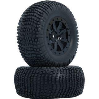 VTEC 1/10 nalepené gumy (2ks) - S10 SC