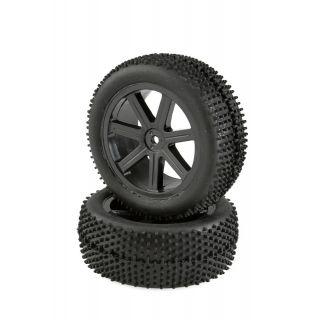 VTEC 1/10 nalepené predné gumy (2 ks) S10 Blast BX 2