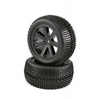 VTEC 1/10 nalepené zadné gumy (2 ks) S10 Blast BX 2