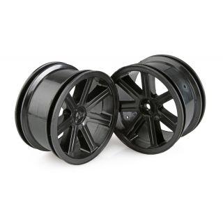 Lúčové disky zadné, čierne (2 ks) - S10 BX