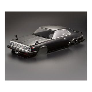 Killerbody karosérie 1:10 Nissan Skyline 2000 Turbo GT-ES C211 černá