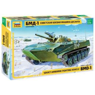 Model Kit military 3559 - BMD-1 Airborne AFV  (re-release) (1:35)