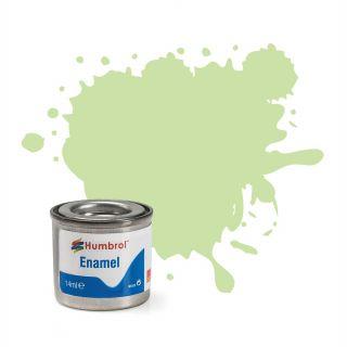 Humbrol barva email AA0036 - No 36 Pastel Green - Matt - 14ml