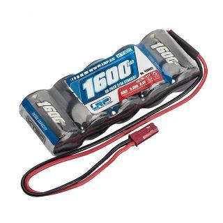 XTEC RX-pack Straight 2 / 3A NiMH - BEC - 6.0V - 1600mAh