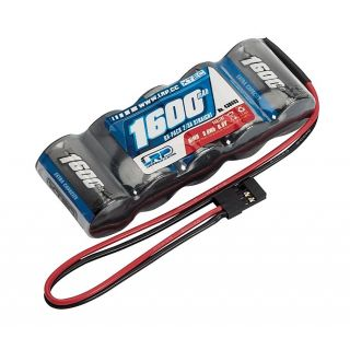 XTEC RX-pack Straight 2 / 3A NiMH - JR - 6.0V - 1600mAh