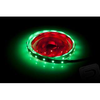 Svietiaca LED pásik pre DJI Phantom zeleno-červený