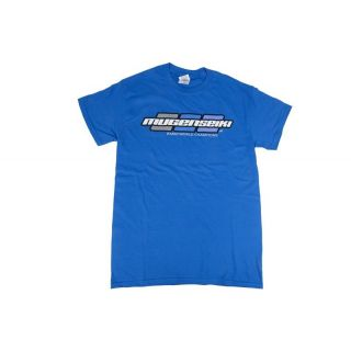 Mugen Seiki tričko (2XL) - svetlé modré