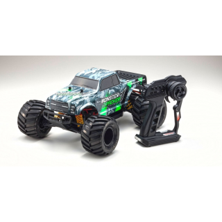 1:10 Monster Tracker 2WD EP Ready Set (farebná schéma 1)