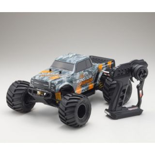 1:10 Monster Tracker 2WD EP Ready Set (farebná schéma 2)