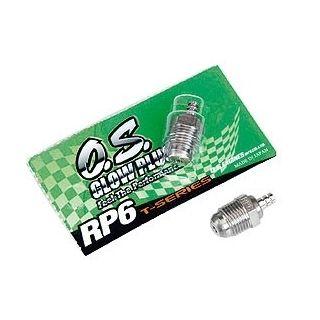 "Turbo-svíčka OS MAX RP6 ""hot"" (horká)"