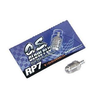 """Turbo-svíčka OS MAX RP7 """"medium"""" (střední)"""