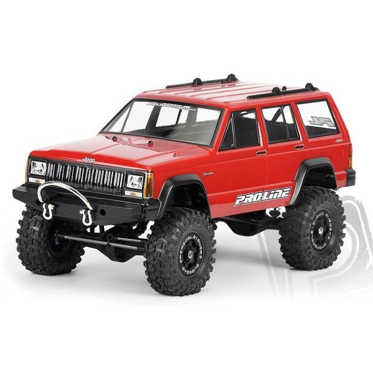 Karoserie čirá 1992 Jeep Cherokee