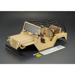 Killerbody karosérie 1:10 Ford Mutt M151 vojenská zelená