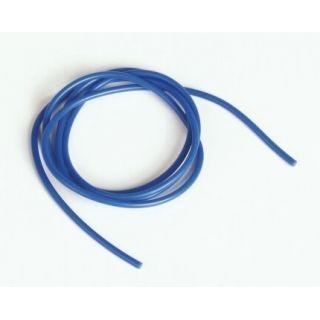 Silikónový kábel 1,6qmm, 15AWG, 1meter, modrý