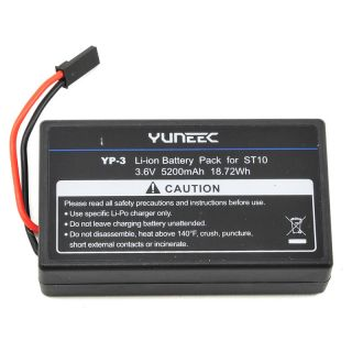 Yuneec ST10: LiIon baterie 3.6V 5200mAh