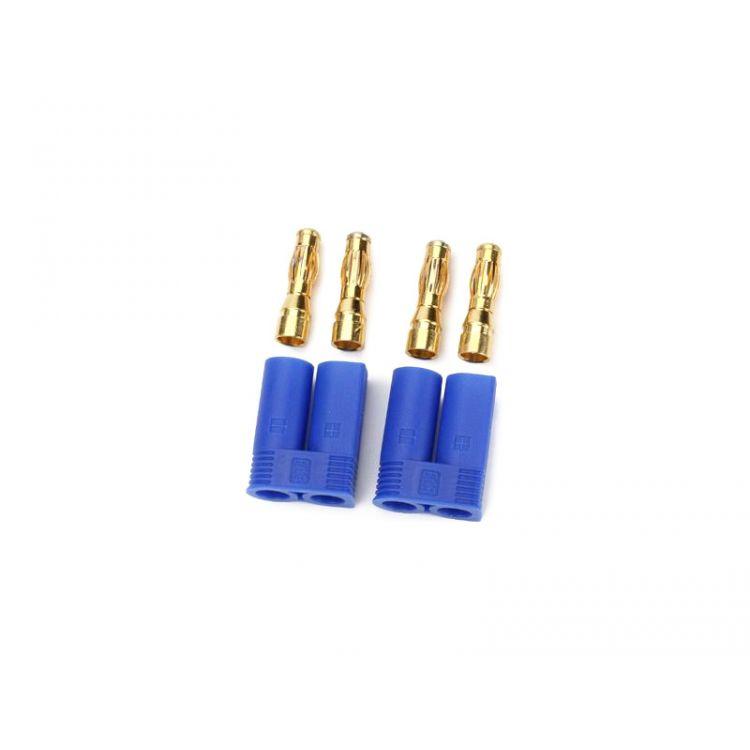 EC5 konektor přístrojový samec (2)