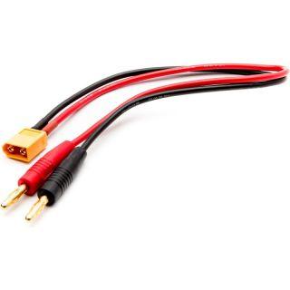 Nabíjecí kabel s banánky - XT60 samec