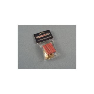Konektor zlacený 4.0mm (10 párů)