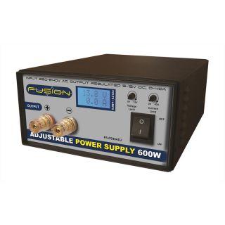 Fusion regulovatelný zdroj 600W 230V/5-15V 0-40A