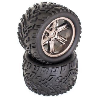 Nelepené pneumatiky (2ks) - DT12 NEO