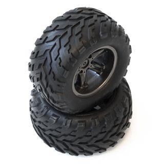 Nelepené pneumatiky (2ks) - Antix MT-1/MT12 NEO