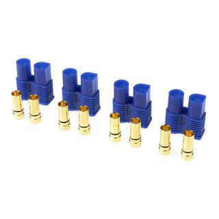 Konektor zlacený EC3 samec (4)
