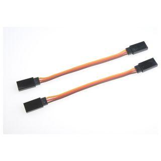 Propojovací servo kabel samice 10cm (2)