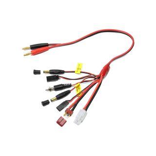 Nabíjecí kabel - JR-Tx/FUT-Tx/Rx/TAM/DNS 16AWG