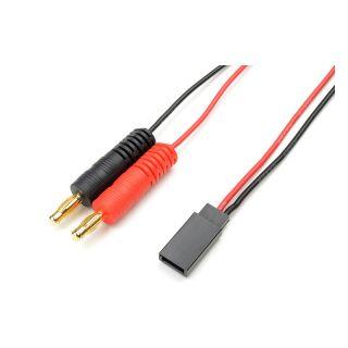 Nabíjecí kabel - TX JR/SPM 50cm