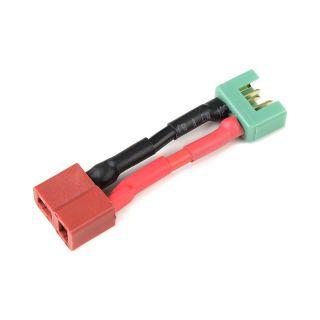 Konverzní kabel Deans samice - MPX samice 14AWG