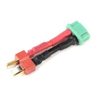 Konverzní kabel Deans samec - MPX samec 14AWG