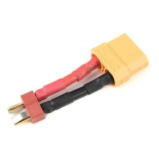 Konverzní kabel Deans samec - XT-90 samec 12AWG