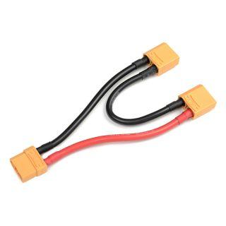Sériový Y-kabel XT-90 Anti-Spark 10AWG 12cm