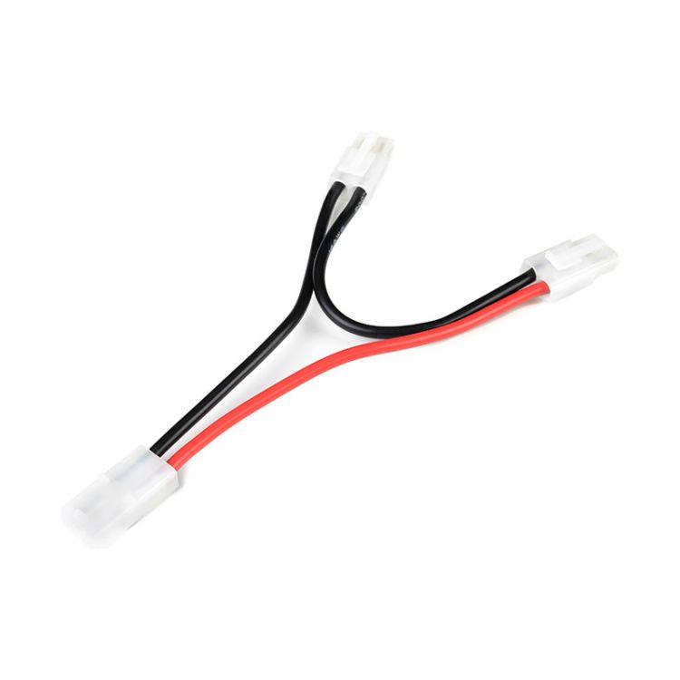 Sériový Y-kabel Tamiya 14AWG 12cm