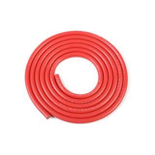Kabel se silikonovou izolací Powerflex 14AWG červený (1m)