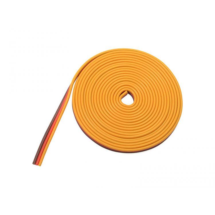 Kabel serva plochý 22AWG (2m)
